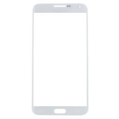 iPartsBuy layar kaca depan bagian luar lensa untuk Samsung Galaxy E5 (putih)