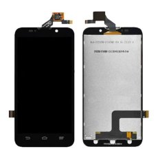 IPartsBuy LCD Display + Touch Screen Digitizer Assembly Replacement For Cricket ZTE Source N9511 (Black)