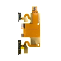 IPartsBuy Magnetic Charging Port Flex Cable Replacement For Sony Xperia Z1 / L39H / C6903