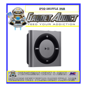 IPod Shuffle 2GB 5th Gen [Space Grey]