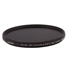 Jackar 67mm Variable ND x (ND2-400) Filter Slim