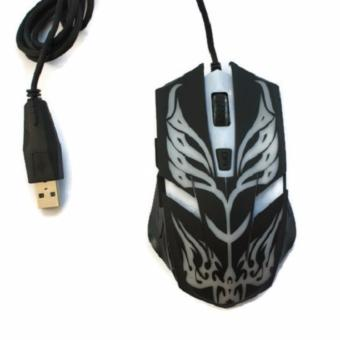 Jet Gaming Optical Mouse G6 [Hitam]