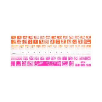 JH Keyboard Protective Film 17 Inch For Apple Mac-book Air / Mac-book Pro 127 - Intl