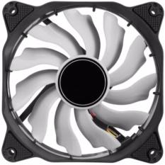 JONSBO BLUE / GREEN / RED / WHITE Single Color LEDs 12cm Fans ECLIPSE (RISHI) For Computer Cases - Intl
