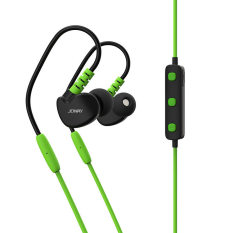 JOWAY H13 Bluetooth 4.1 Headset Ear Style Sport Wireless Bluetooth Headset Binaural Stereo Earphone Headset (Green) (Intl)