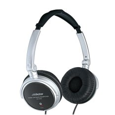 JVC Victor HP-NC80 Noise Canceling Headphone Up To 75% Noise Reduction HPNC80