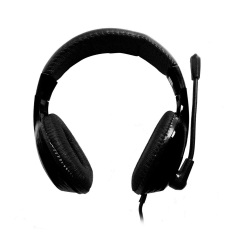 Keenion Headset Super Gaming KDM-1013 - Hitam