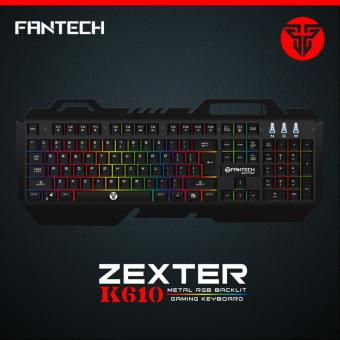 Keyboard Gaming Fantech Zexter K610