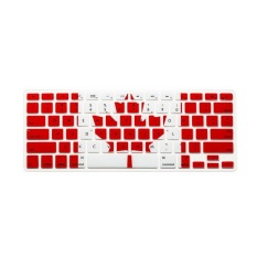 Keyboard Protective Film 15.4 Inch For Apple MacBook Air MacBook Pro (Canadian Flag) (Intl)