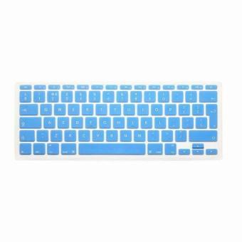 Keyboard Protector 11.6 Inch (Sky Blue) - Intl