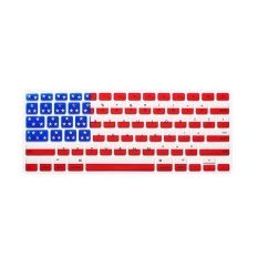 Apple Mac-book Air / Mac-book Pro Keyboard Protector 11 Inch (American Flag) (Intl)