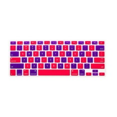 Keyboard Protector 17 Inch For Apple MacBook Air MacBook Pro (Mosaic Purple Powder) (Intl)