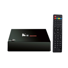 KII PRO STB DVB-T2 DVB-S2 TV BOX Android 5.1.1 S90.2G / 16G Dual WIFI 2.4G / 5G LAN KODI Bluetooth