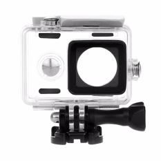 KingMa Original Waterproof Case / Housing Underwater for Xiaomi Yi Action Camera - Putih