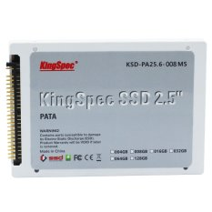 KingSpec PATA (IDE) 2.5.2.5 Inches 8GB MLC Digital SSD Solid State Drive For PC Laptop Notebook (Intl)