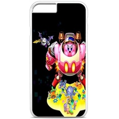 Kirby Planet Robobot iPhone 4S Case White - intl