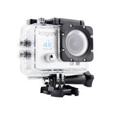 Kogan Action Camera 4K Ultra HD - 16MP - Putih