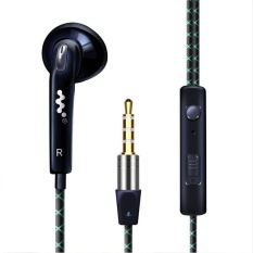 [Korean style] Earphones, with, Microphone, Stereo, Sound, Headphones, for, iPhone, Android, Smartphones,, MP3, All, 3.5mm, Devices - intl