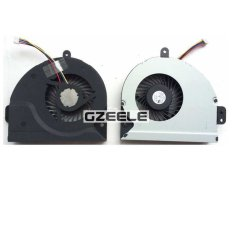 Laptop Fan FOR ASUS A43S A43 X53S K53S A53S K53SJ X43S K43S Cpu Cooling Fan A43S A43 X53S Laptop Cpu Cooling Fan Cooler Silver - INTL