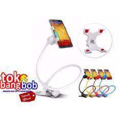 Lazypod Bracket Mobile Phone 360 For Smartphone holder Universal Jepitan Narsis Besi .
