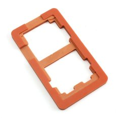 LCD Outer Glass Alignment UV Glue LOCA Mould Mold For Samsung GalaxyS4 I9500 Orange