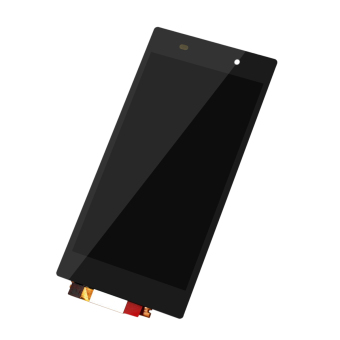 LCD Touch Screen Digitizer Glass Replacement For Sony Xperia Z1 L39h C6903 Black