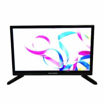 LED TV 19 inch Polysonic 1900 - Hitam
