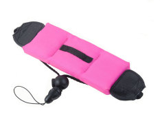 Leegoal For UnderWater WaterProof Cameras Hot Pink ST-6R Foam Floating Camera Wrist Strap - intl