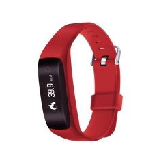Lenovo HW01 IP65 Bluetooth Smart Wristband Gsensor Heart Rate Monitor Pedometer - intl
