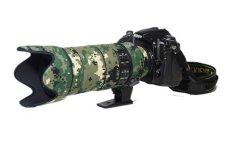 Lens Coat For AF-S 80-400mm F / 4.5-5.6 G ED VR, Army Green Digital Camouflage (Intl)