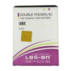 Log On Battery Baterai Double Power NOKIA 5530 BL-4U - 2000mah