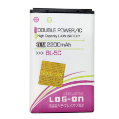 Log On Battery For Nokia BL-5C