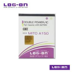 LOG-ON Battery Untuk Mito Fantasy Pocket / A150