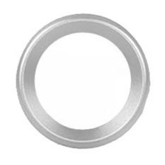 Logam Pelindung Lensa Kamera Menutupi Kasus Cincin Lingkaran Untuk IPhone 6/6.11.94 Cm (Perak) -