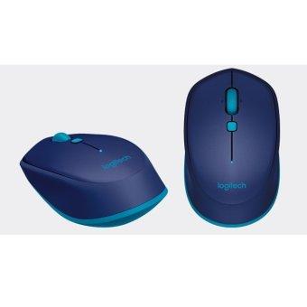 Logitech Bluetooth Mouse - M337 - Blue