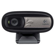 Logitech Webcam C170 - Black