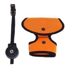 LYNCA EF1 Universal Durable Camera Wrist Band For SLR DSLR Digital Cameras Nikon / Canon / Sony / Pentax / Panasonic (Orange)
