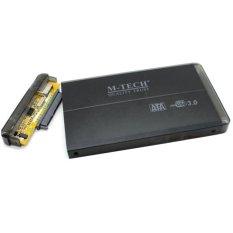 M-Tech Casing Hardisk External 2.5 Sata - Usb 3.0