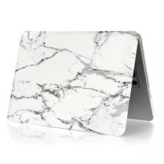 Marble Pattern Cover Protective Laptop Case For Apple Mac-book Air 13.3 Inch (Multicolor)