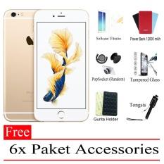 Marintri Iphone 6s Plus Ram 16GB (Free 6x Paket Accessories) GOLD - Smartphone