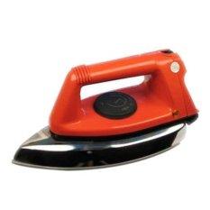 Maspion HA-125 Setrika / Gosokan Listrik 350 Watt (Merah)