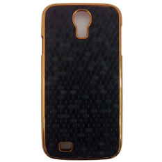 Max Premium for Samsung Galaxy S4 Cool Hardcase Back Cover - Hitam