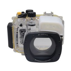 Mcoplus 40m / 130ft Underwater Housing Waterproof Camera Diving Case For Canon PowerShot G15 WP-DC48 (Intl)