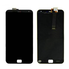 MEIZU Mx4 Pro Lcd Display Touch Screen Digitizer Glass Touch Panel Assembly (Black) (Intl)
