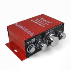 MENGS® MA-170 HiFi Stereo Audio Amplifier Car Auto AMP For MP3 MP4 CD DVD