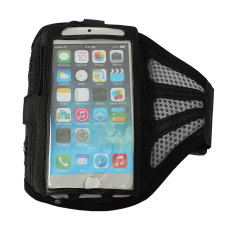 Mesh Gym Outdoor Running Sport Jogging Armband Case Cover For