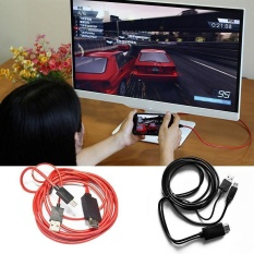 Micro USB MHL To HDMI HDTV HD TV Adapter Cable For Android Mobile Phone