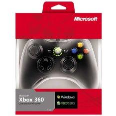 Microsoft Xbox 360 Stick Controller Cable - Hitam