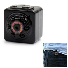 Mini SQ9 1080P Full HD 12.0MP CMOS Digital Sport DV Cam Video Camera - Intl