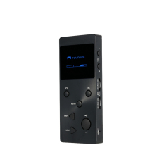 Mini XDUOO X3 HI-FI Music Player JZ4760B Chip 24bit / 192khz HD Format Audio Player Lossless Music Player Black For 2 Pcs 128G Memory Card (Intl)